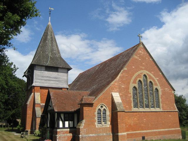 Stone Gate Church, Stonegate