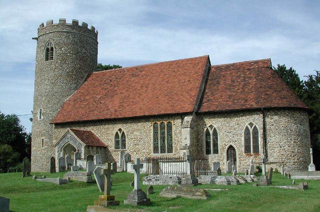 St George Pentlow Essex