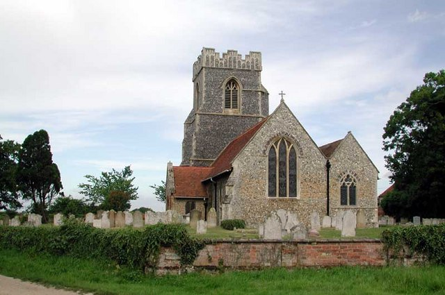 St Mary Magdalene, Thorrington, Essex