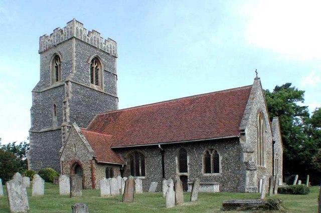 St Mary Magdalene, Thorrington, Essex