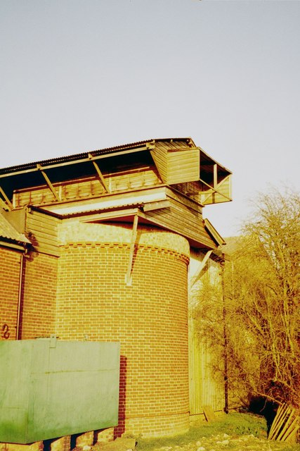 Unconverted Oast House at Finches Farm, Five Oak Green Road, Five Oak Green, Kent