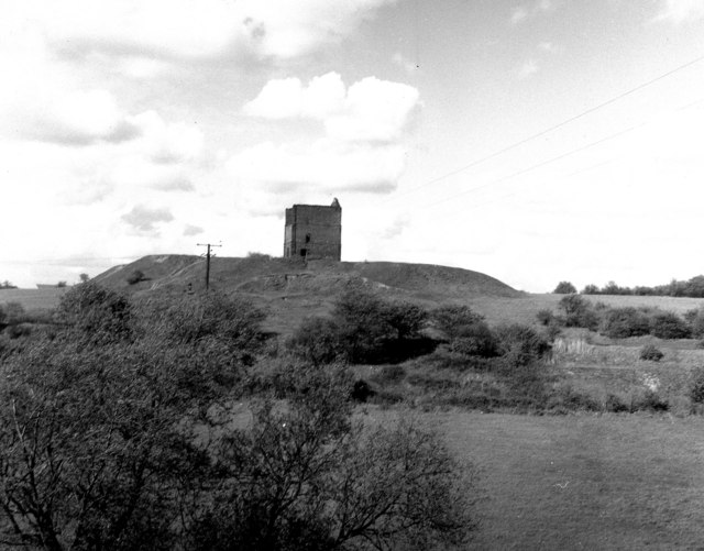 The Old Engine House, Trench, Shropshire.