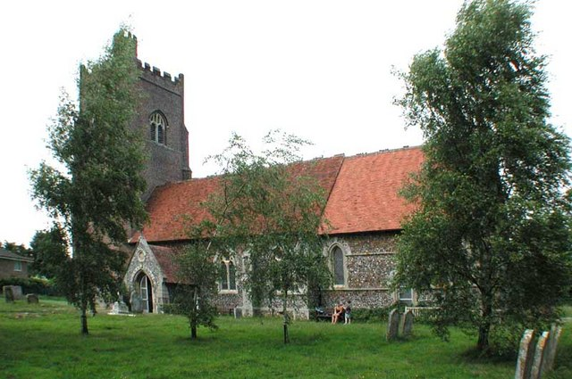 All Saints, Great Holland, Essex