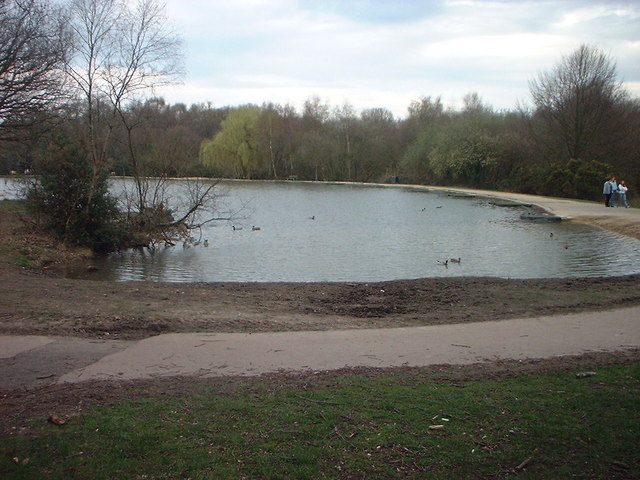 Ornamental Lake