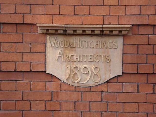 Date Plaque on Sutherland Institute