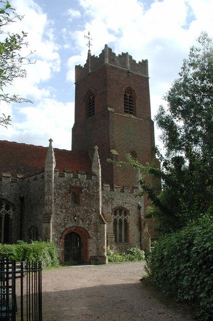 St Michael, Thorpe-le-Soken, Essex
