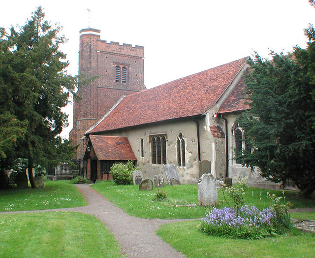 All Saints, Nazeing, Essex