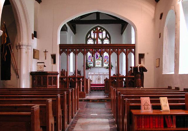 All Saints, Nazeing, Essex