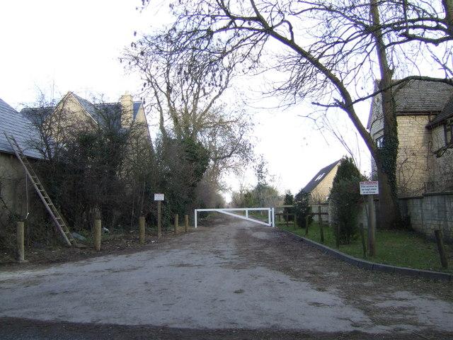 Martin's Lane