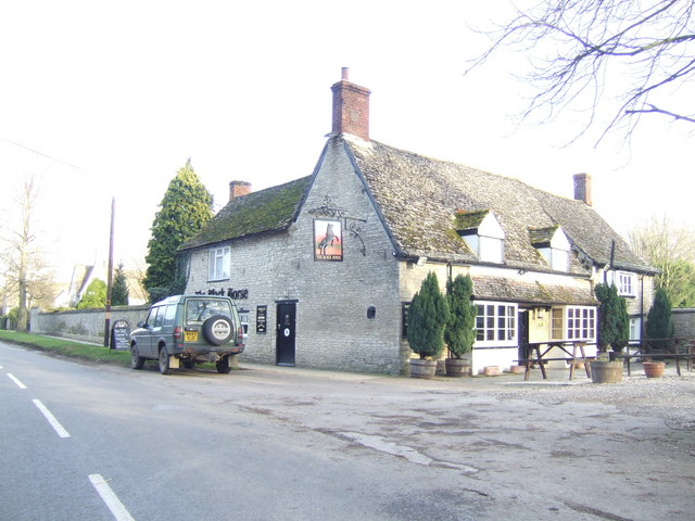 The Black Horse, Standlake