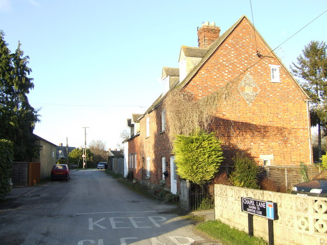 Chapel Lane, Northmoor