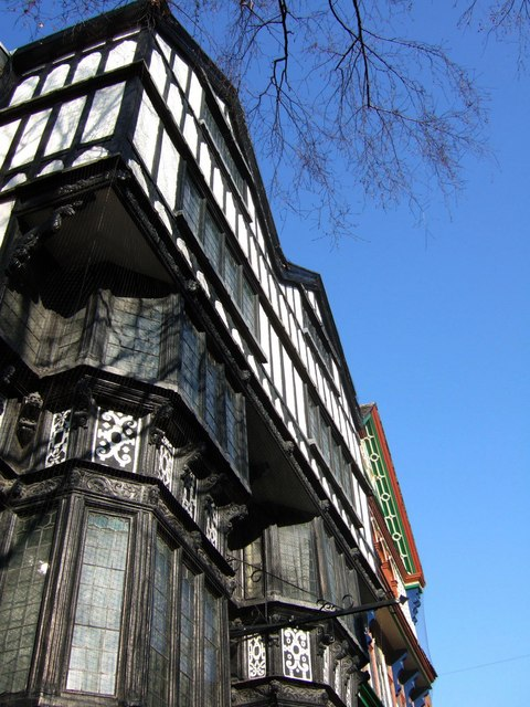 Merchants' houses, Exeter High Street