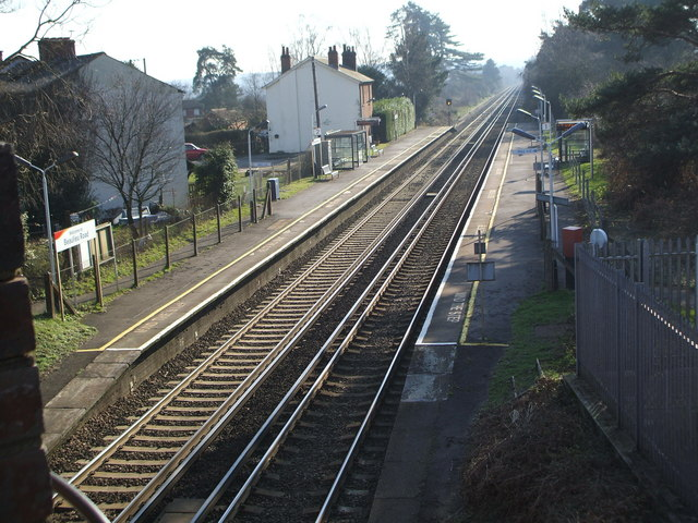 Beaulieu Road Railway Station