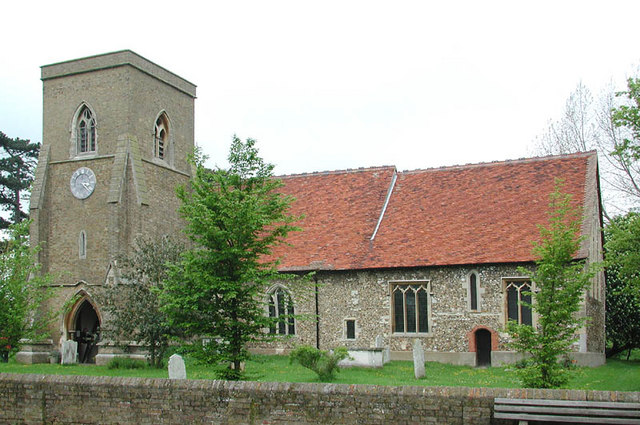 St Mary, High Ongar, Essex