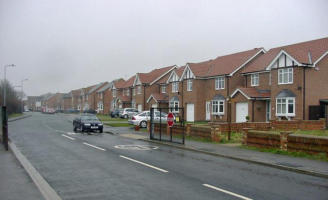 Maltkiln Lane, Barton Waterside