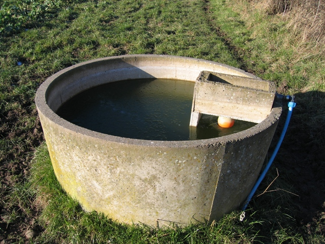 Water Trough for Animals