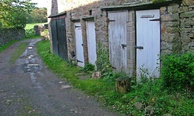 Langthwaite, Public Footpath to Scar House