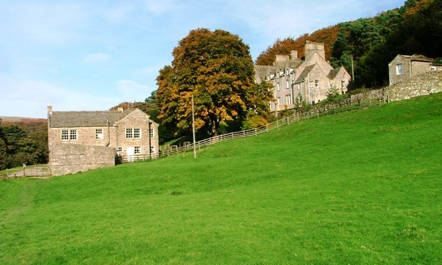 Scar House From the South