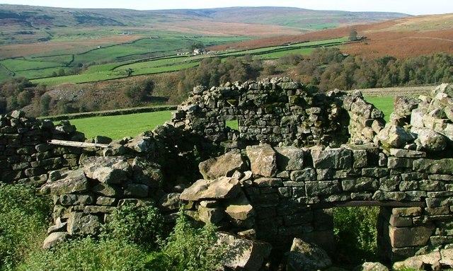 Ruin, Windegg Ings