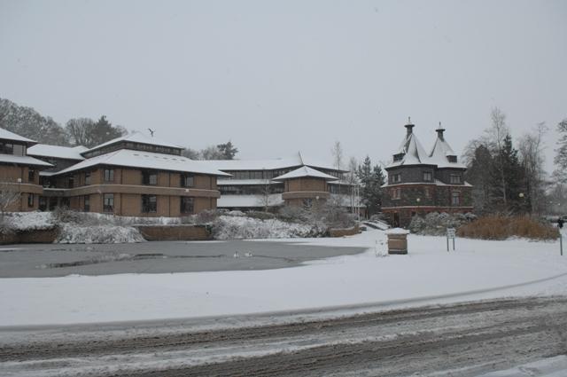 Llandrindod County Hall