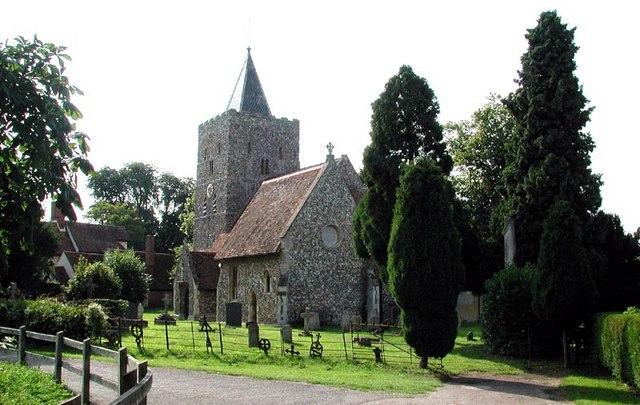 St Katherine, Little Bardfield, Essex