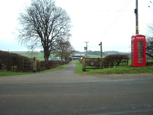 The Road to Dufton Farm