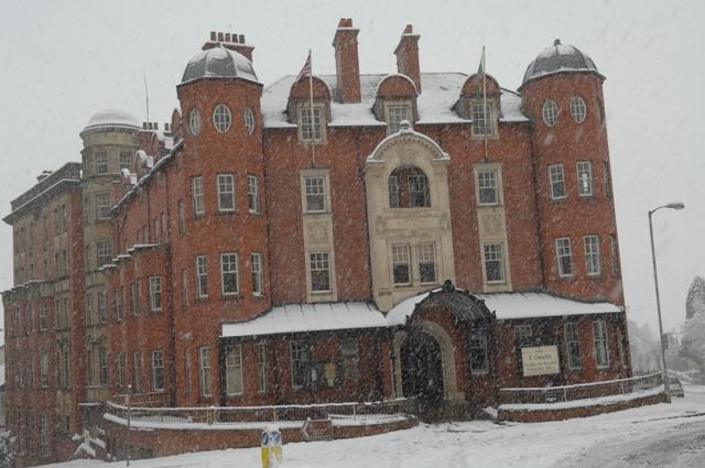Y Gwalia - Radnorshire Offices Powys