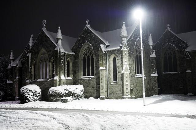 Holy Trinity Church Llandrindod Wells