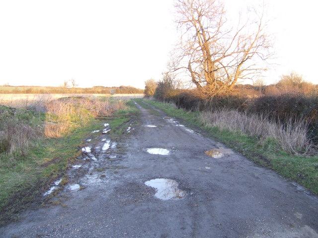 Bridleway to Eynsham