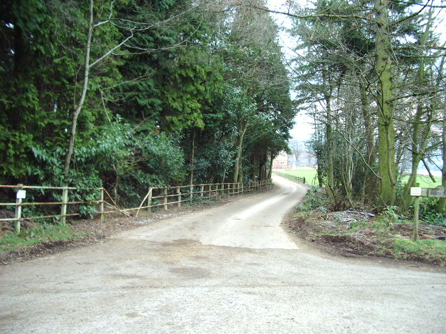 The Road to Priory Farm