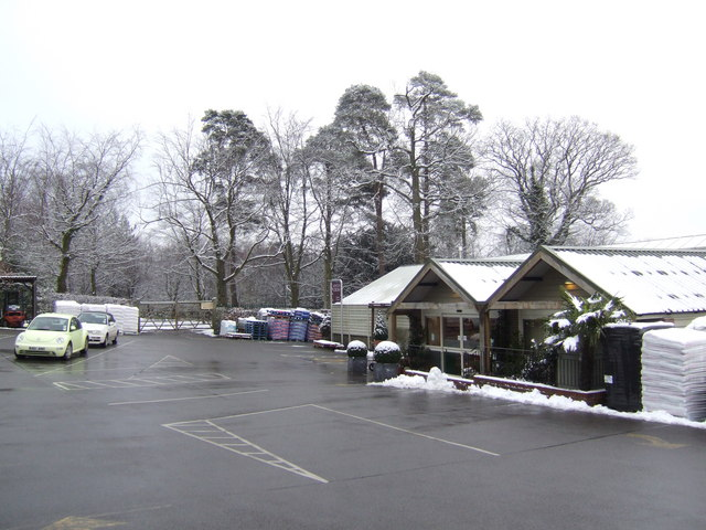 Wych Cross Garden Centre