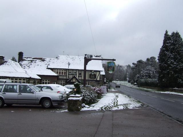 The Roebuck, Wych Cross