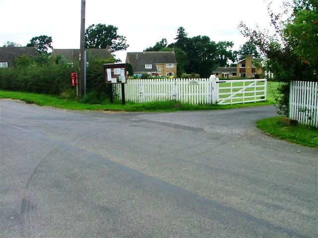 Entrance to Private Drive Off Faceby Lane