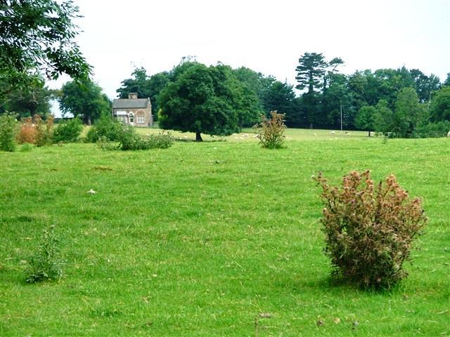 Grounds of Newham Hall