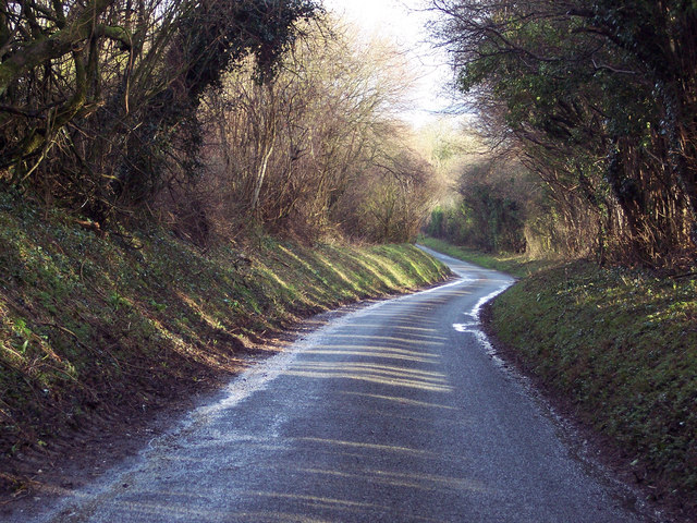 Lane to Odstock
