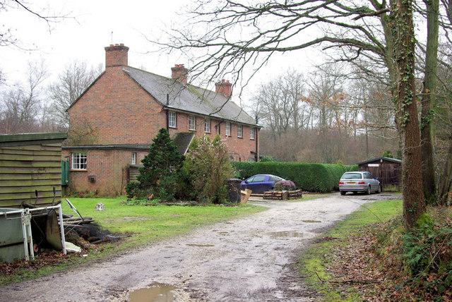Cottages, Fisher Lane