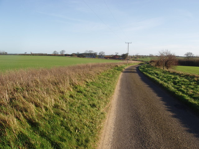 Road to Hindringham