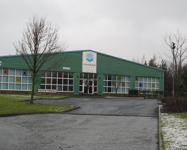Whitlaw Road Industrial Estate