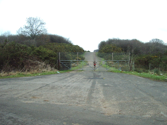 Entrance to Boaterby Quarry