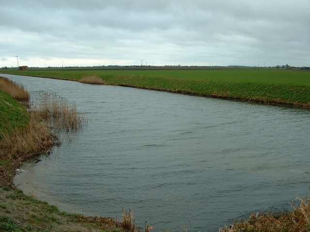 The Twenty Foot River, near Ring's End