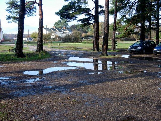 Beaulieu Road car park