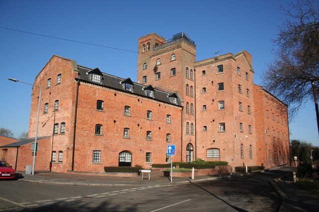 Caudwell's Mill