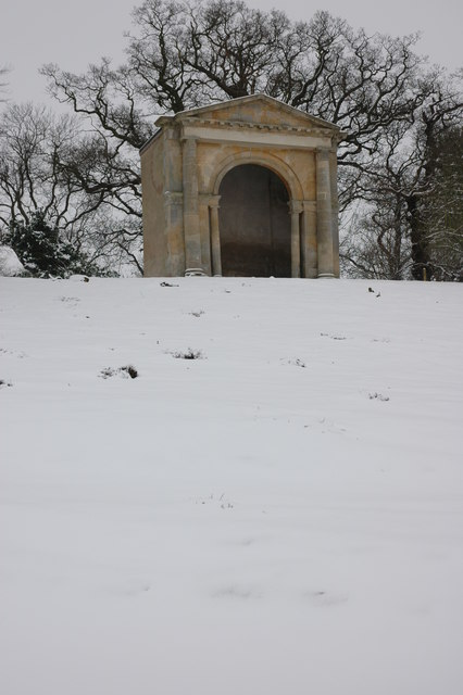 The Park Seat, Croome Park