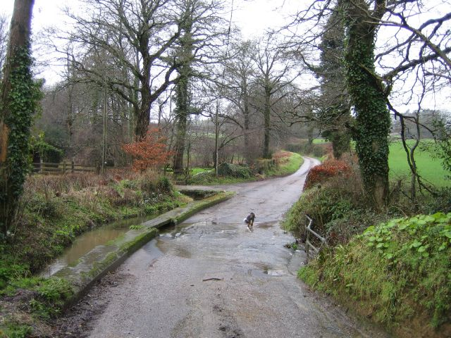 Coombe Water Lane