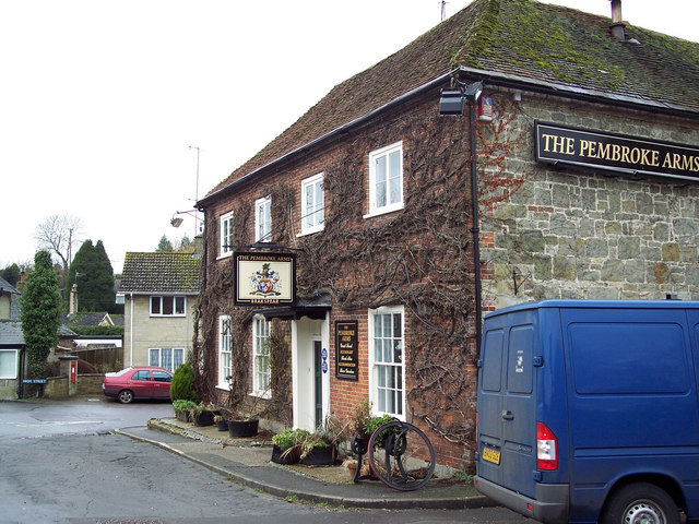 The Pembroke Arms, Fovant