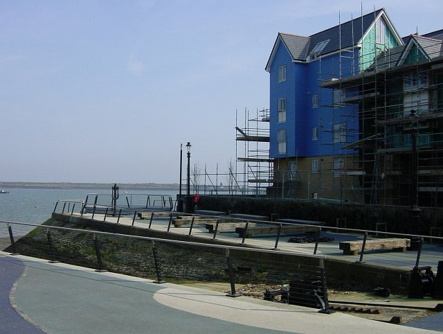 Residential development, St Mary's Island