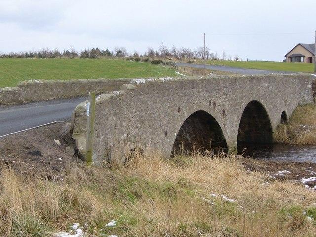 Bridge over River Ugie