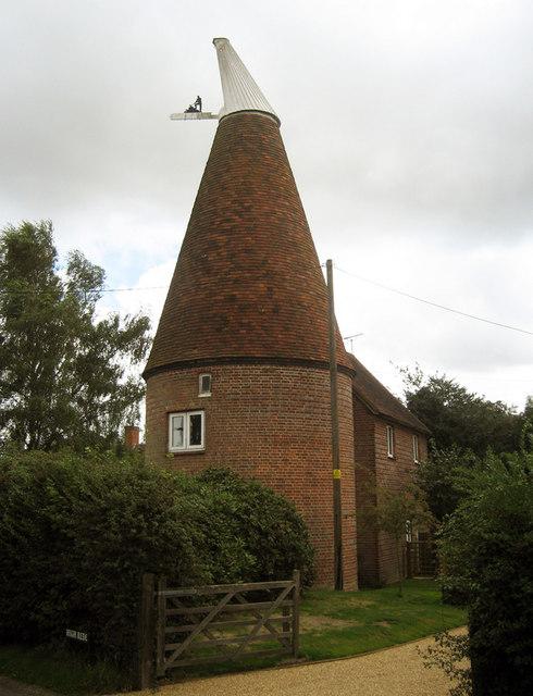 Shearnfold Oast, Church Road, Kilndown, Kent