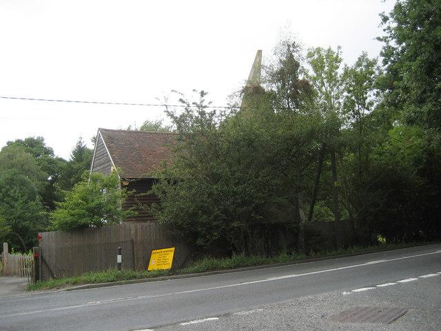 Nursery Farm Oast, London Road, near Kilndown, Kent