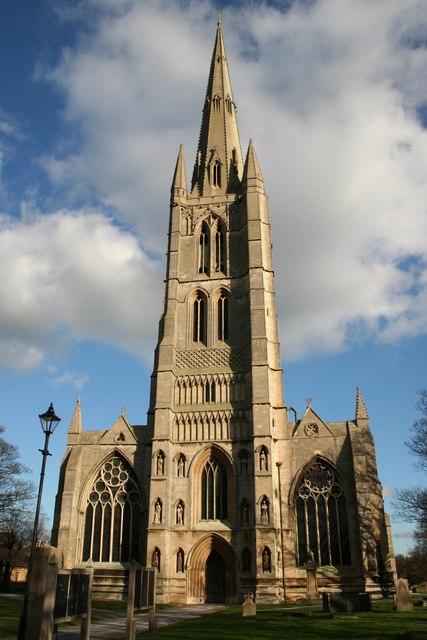 St.Wulfrum's church